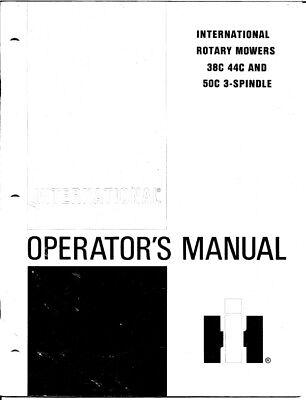 100% Quality Bamford 7rtc Tractor Trailer Mower Lubrication Chart & Instructions Original Tractor Manuals & Publications