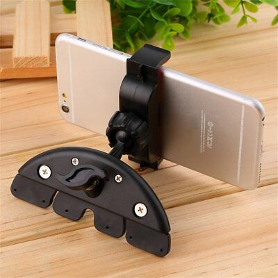Universal Car CD Slot Phone Mount Holder Stand Cradle For Mobile Phone