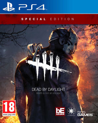 Dead by Daylight Special Edition  (PS4 PLAYSTATION 4 VIDEO GAME) *NEW/SEALED*