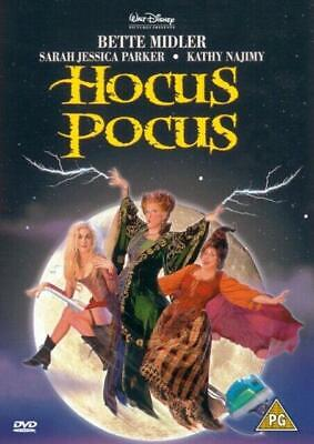 "Hocus Pocus ""Walt Disney"" (DVD, 1993) *NEW/SEALED* 5017188882095, FREE UK P&P"