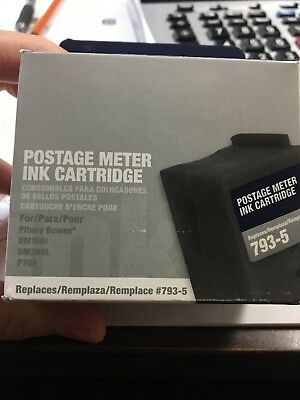 Postage Meter Ink Cartridge For Pitney Bowes Replacement DM1001, DM200L, P700