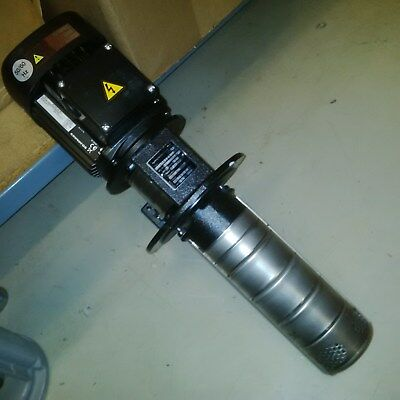 NEW GRUNDFOS ELECTRIC COOLANT PUMP 3 phase SPK8-3/2 A-M-A RUUV SUBMERSIBLE