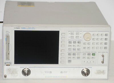 Keysight 8720ES Vector Network Analyzer, 50MHz- 20GHz (Agilent) Opt 089