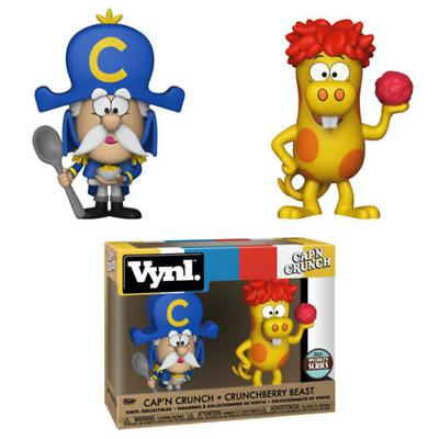 Funko Vynl Ad Icons: Cap'N Crunch & Crunchberry Beast (Specialty Series)