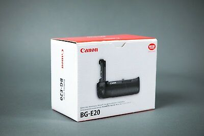 NEW, never used Canon BG-E20 Battery Grip for EOS 5D Mark IV