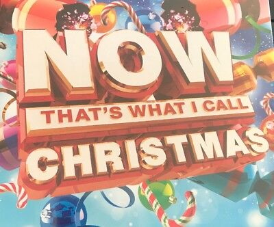 Now That's What I Call Christmas -  The Cheap Fast Free Post The Cheap Mint Cd