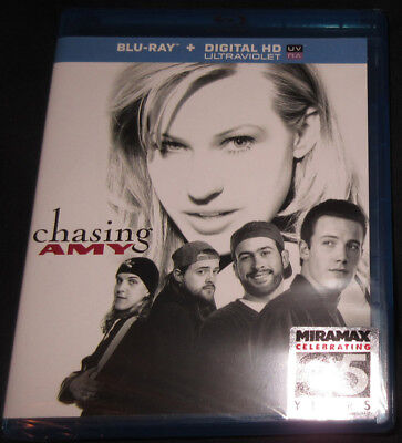 New! Chasing Amy Blu-ray + Digital HD - Kevin Smith Affleck Jason Lee Joey Adams