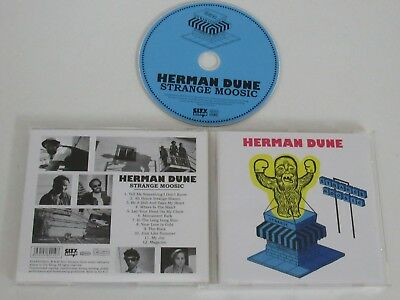Herman Dune/Strange Moosic(City Slang Slan50003) Cd Album