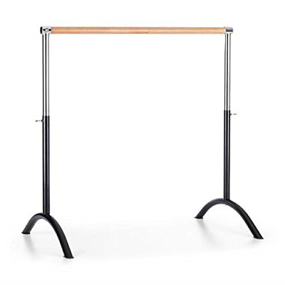 Klarfit Bar Lerina Ballet Bar • Free Standing • 43 x 44 inches • Suitable for •