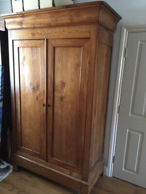 Antique French Wardrobe - Original Antique