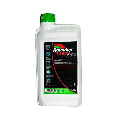 Roundup 1L -  POWER FLEX 480 Konzentrat