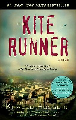 The Kite Runner by Khaled  Hosseini1594480001Paperback Very Good Condition