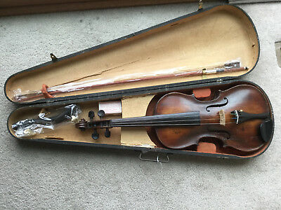Old Full Size Violin