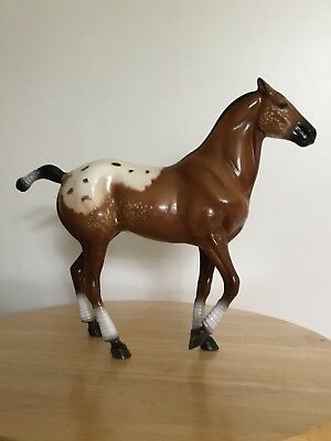 Hartland #336A Bay Blanket Appaloosa Polo Pony Only 60 Made