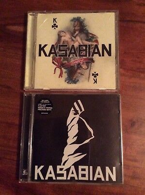 Kasabian Cd Album Bundle Empire
