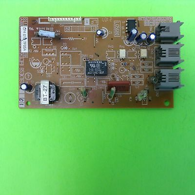 Brother FAX-575 Fax Phone Line Connector Board B53K767-2