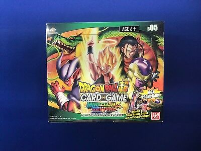 Dragon Ball Super Card Game - Miraculous Revival Booster Box Sealed