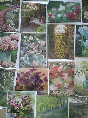 50 Beautiful Blank Cards, Wholesale Joblot Greeting Cards