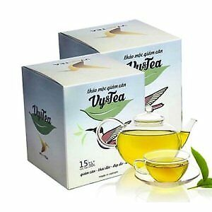 2 boxes Vy&Tea Natural Herbal Tea Help Weight Loss, And Purifying The Body