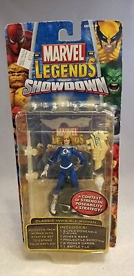 "Marvel Universe Showdown Series 3.75"" Invisible Woman Figure (Variant)"