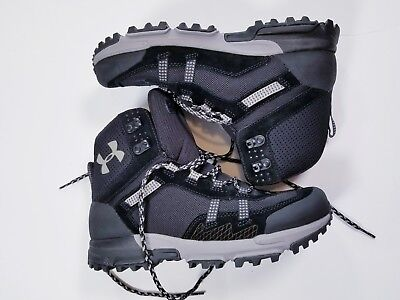 b0b497ce859 UNDER ARMOUR UA Post Canyon Mid Mens Hiking Boots Brown 1287343-257 ...