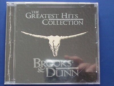 The Greatest Hits Collection by Brooks & Dunn (CD,1997, Arista)* NEW SEALED *