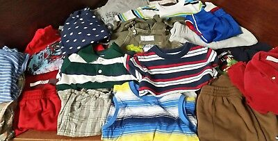 Boy's 24 Months And 2T-- Huge Lot 0F 20 Pieces