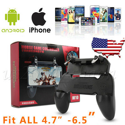 For Fortnite PUBG Mobile Game Gamepad Controller Joystick IOS Android Cell Phone