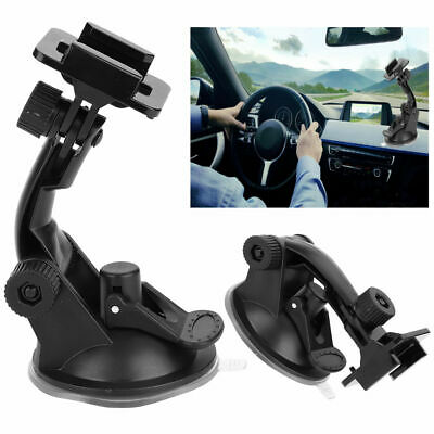 Triple Suction Cup Mount Low Angle Sucker Holder for Gopro Hero 2 3 3+ 4 SJCAM