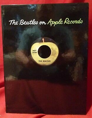 The Beatles on Apple Records by Bruce Spizer numbered slipcase Edition. 222/500