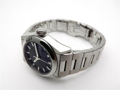 3f03056cfd6 GUCCI WATCH PANTHEON Quartz Stainless Steel Black Dial Ladies 115.5 ...