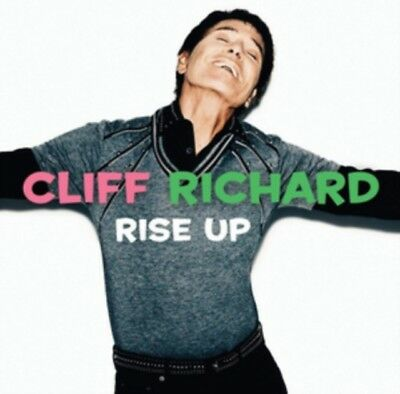 Cliff Richard Rise Up CD NEW