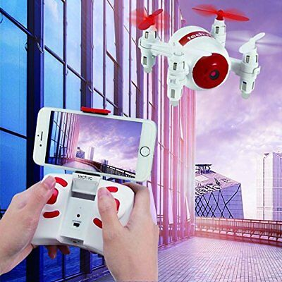 Smart TR006 RC Drone Camera WiFi FPV Quadcopter 2.4GHz 6Axis Gyro Helicopter Min