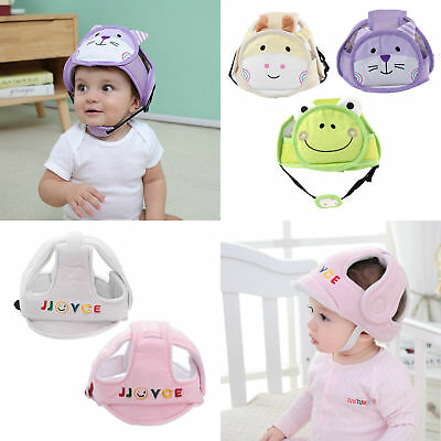 Anti-fall Safety Infant Toddler Child Protection Soft Hat Baby Protective Helmet