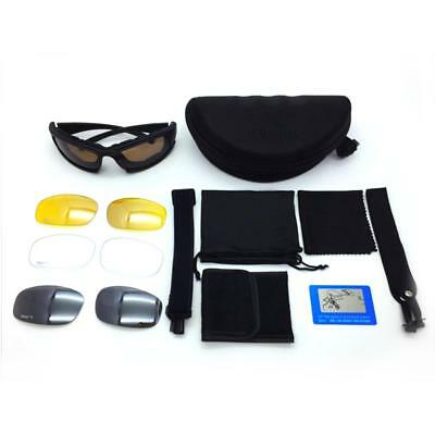 Sporting Military Tactical Ballistic Shooting Protection Glasses Goggles  Sets 5bdfec1a49