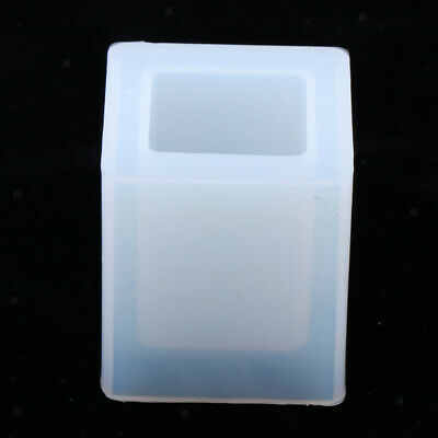 RESIN CASTING MOLDS Clear DIY Silicone Molds for Epoxy Resin