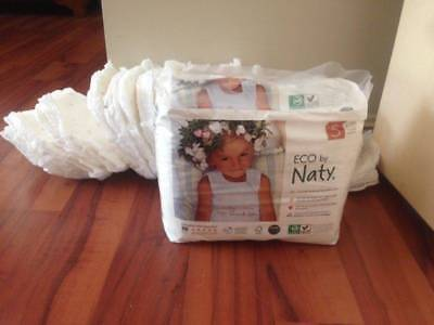Eco by Naty disposable nappies 35 pcs