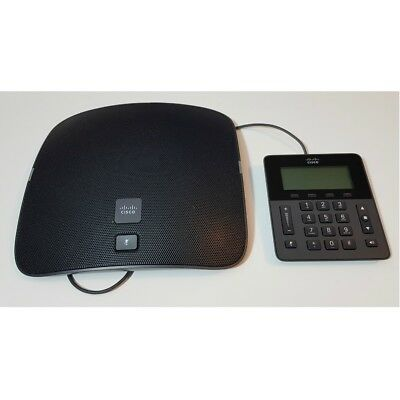CISCO CP-8831-K9 VoIP Unified Expandable Conference Station Phone w Dialer