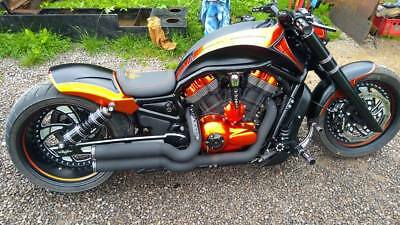 Harley-Davidson  Night Rod Special,V-Rod,Muscle Custom Hecfender