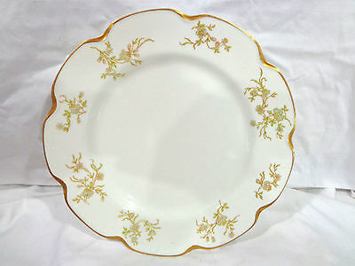 antique Haviland & CO.limoges porcelain plate,Rare 1889-1931