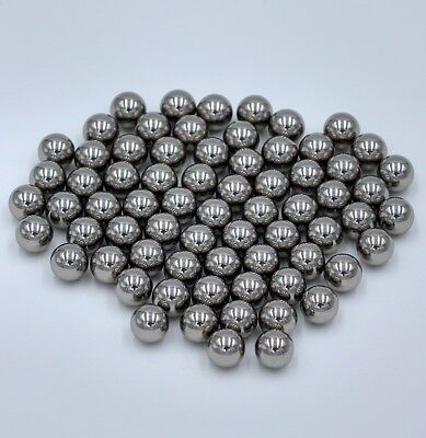 "G10 Hardened Chrome Steel Loose Bearing Balls 50 PCS 7.938mm 5//16/"" inch"