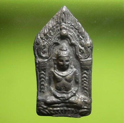 PERFECT CERTIFICATE 1st AWARD THAI BUDDHA AMULET 'PHRAKOONPHOL' OVER 1000 YEARS