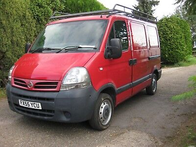 Nissan Interstar 1.9Dci 2005,86,000Mls Only 2 Owners 1 Years Mot No Advisories