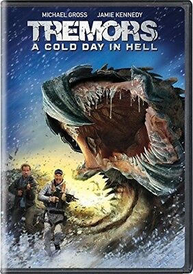 Tremors 6: A Cold Day in Hell DVD NEW