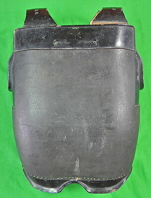 Antique Old Japanese Japan Breast Armor