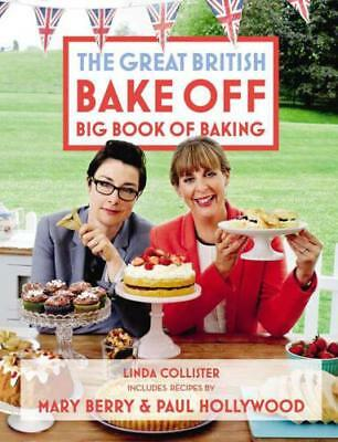 [PDF] The Great British Bake Off Big Book of Baking by Linda Collister
