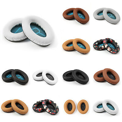 Replacement Ear Pad Cushions For Bose Quietcomfort 2 QC2 QC15 QC25 AE2 Headphone