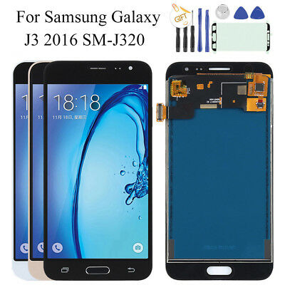 Fit For Samsung Galaxy J3 2016 SM-J320FN Touch Screen Digitizer LCD Display US