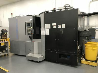 2014 Toyoda FH500J Hor. Mach. Center - CTS, Probing, Mist Blaster, Low Hours!