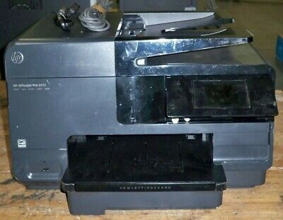 HP OFFICEJET PRO 8610 printer - Pre Owned TESTED - $105 00 | PicClick
